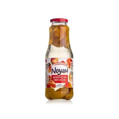 Компот 'Noyan' из персиков