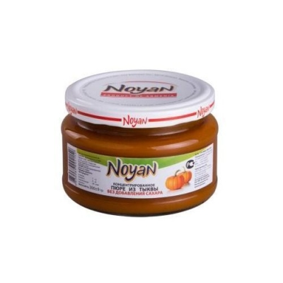 Пюре 'Noyan' из тыквы концентрированное