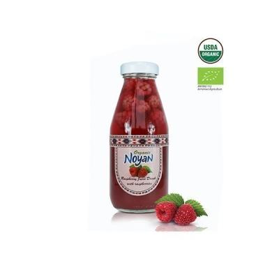 Напиток 'Noyan' Малиновый с ягодами малины органик
