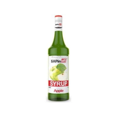 Сироп 'BARinoff' Зеленое Яблоко