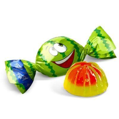 Конфеты Конти Живинка вкус арбуза