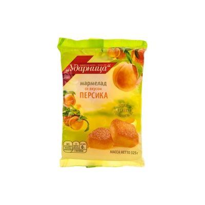 Мармелад Ударница Вкус Персика