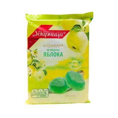 Мармелад Ударница Вкус Яблока