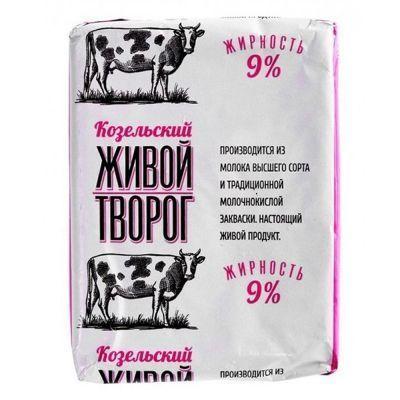 Творог Козельск 9%