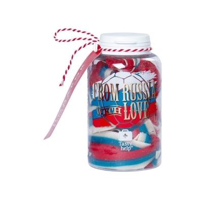 Конфеты Вкусная помощь 'Из России с любовью!'