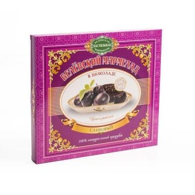 Мармелад 'Белёвский' Сливовый в шоколаде