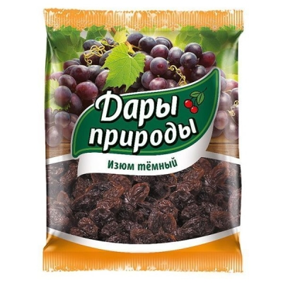 Изюм (виноград сушеный) 'Дары природы'