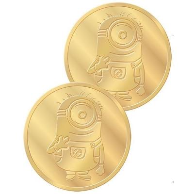 Шоколад молочный 'Миньоны' Медаль лицензия