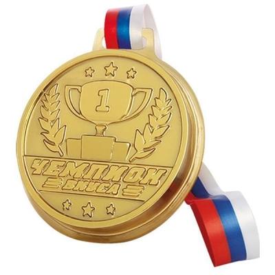 Шоколад молочный 'Чемпион Вкуса' Медаль