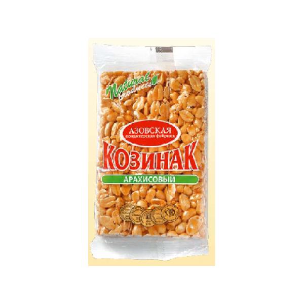 Козинак из арахиса Азовская кондитерская фабрика