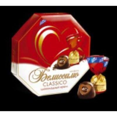 Набор конфет Конти Белиссимо классико шоколадный вкус