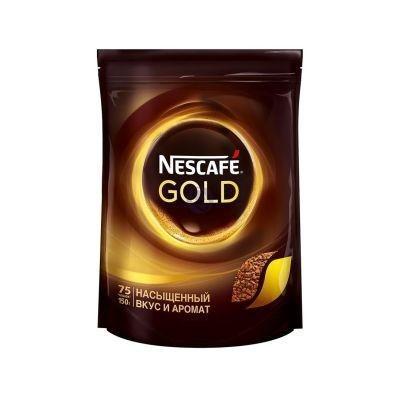 Кофе Нестле Нескафе Голд