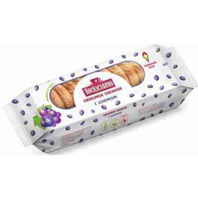 Печенье овсяное Любимый Край с изюмом