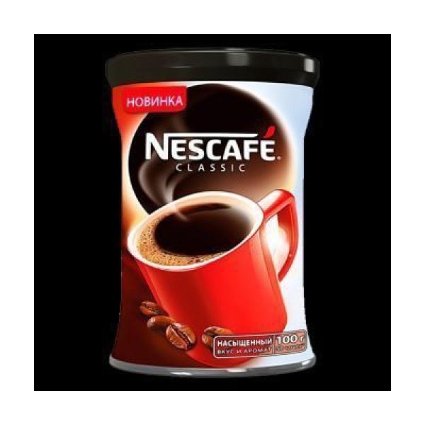 Кофе Нестле Нескафе Классик