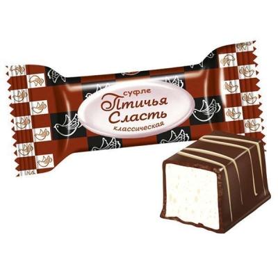 Набор конфет Славянка Птичья сласть