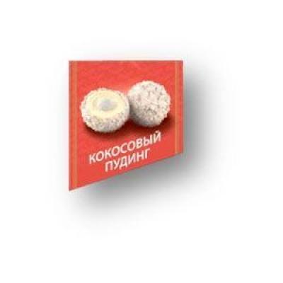 Набор конфет Сладкий Орешек Марсианка кокосовый пудинг