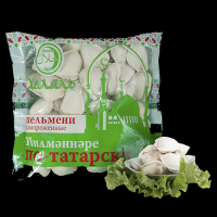 Пельмени Казан по-татарски ХАЛЯЛЬ