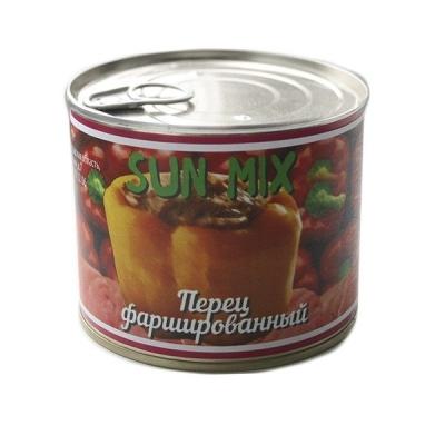 Перец фаршированный мясом Sun Mix, ГОСТ