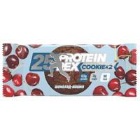 Печенье с высоким содержанием протеина ProteinRex шоколад, вишня
