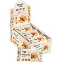 Крекер с высоким содержанием протеина RoyalСake сыр