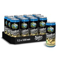Напиток Байкал 1977 со вкусом ванили ж/б