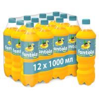 Лимонад «Фантола манго трио» газированный ПЭТ