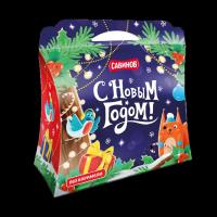 Кондитерский набор конфет Савинов Рождественская ночь  в художественной упаковке