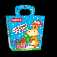 Кондитерский набор конфет Савинов Рыжик  в художественной упаковке