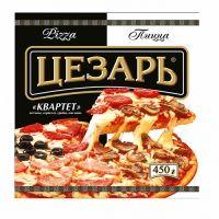 Пицца Цезарь Квартет
