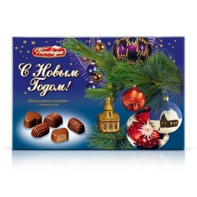 Конфеты шоколадные Победа Вкуса