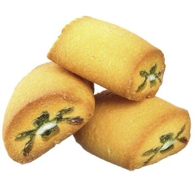 Печенье Ден-Трал Беллонэ с йогуртом и зеленым яблоком