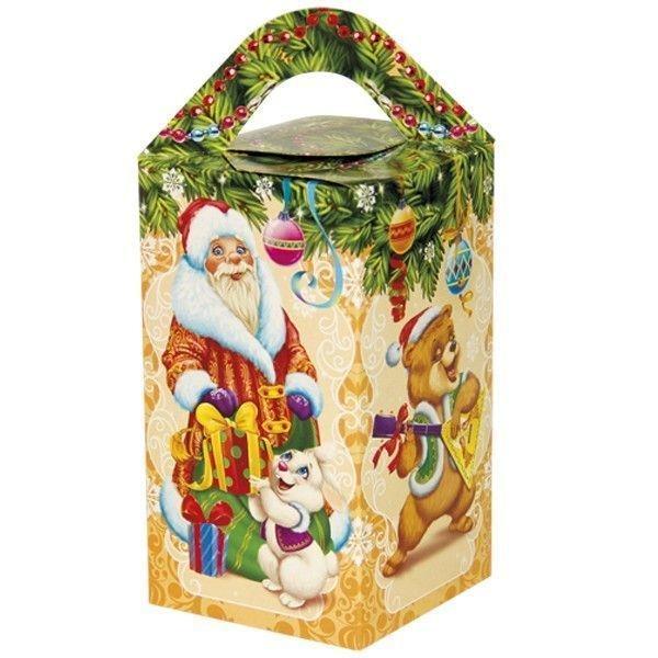 Новогодний подарок Карамельки