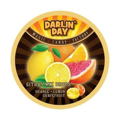 Карамель леденцовая 'DARLIN' DAY' CITRUS MIX