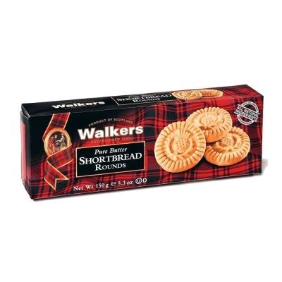 Печенье песочное 'Walkers' Круглое
