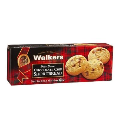 Печенье песочное 'Walkers' С шоколадной крошкой