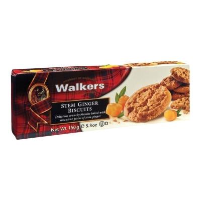 Печенье песочное 'Walkers' С имбирем