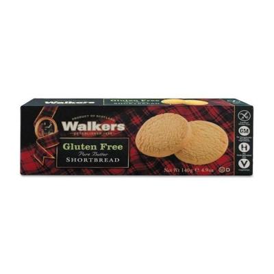 Печенье песочное 'Walkers' Круглое без глютена