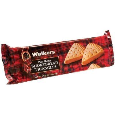 Печенье песочное 'Walkers' Треугольнички