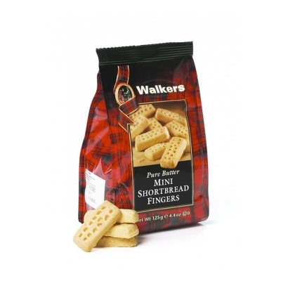 Мини-печенье песочное 'Walkers' Пальчики
