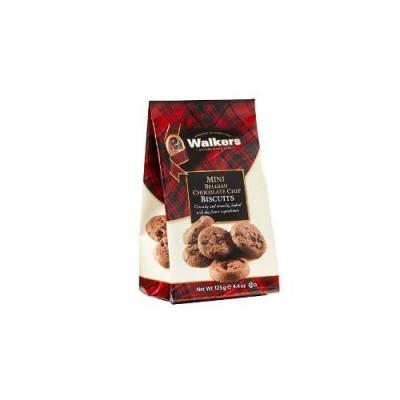 Мини-печенье 'Walkers' с Бельгийским шоколадом