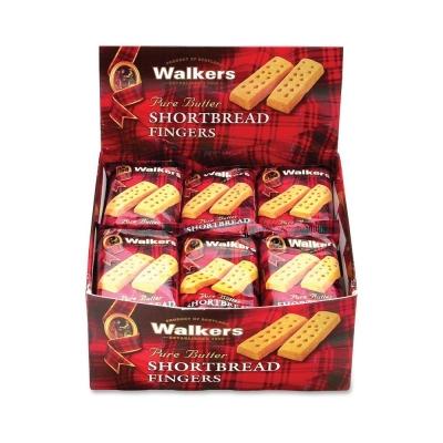 Печенье песочное 'Walkers' Пальчики в индивидуальной упаковке