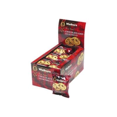 Печенье песочное 'Walkers' С шоколадной крошкой в индивидуальной упаковке