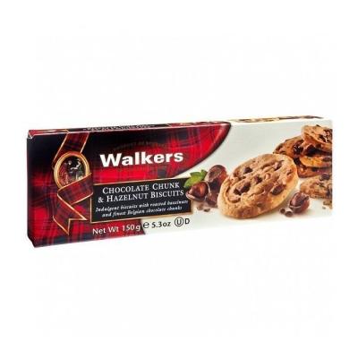 Печенье 'Walkers' Шоколадная крошка и фундук