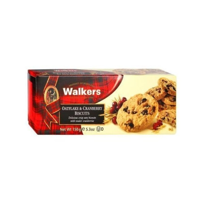 Печенье 'Walkers' Овсяные хлопья и клюква