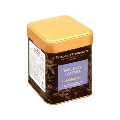 Чай черный листовой 'Taylors of Harrogate' Эрл Грей с ароматом бергамота