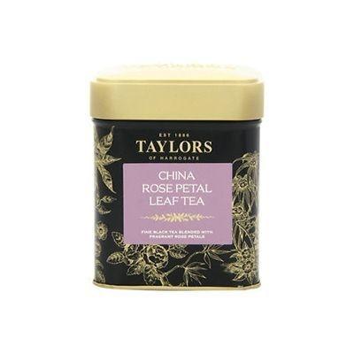 Чай черный листовой 'Taylors of Harrogate' Лепесток розы