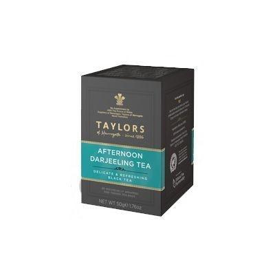 Чай черный 'Taylors of Harrogate' Дарджилинг-Полдник 20 пак.