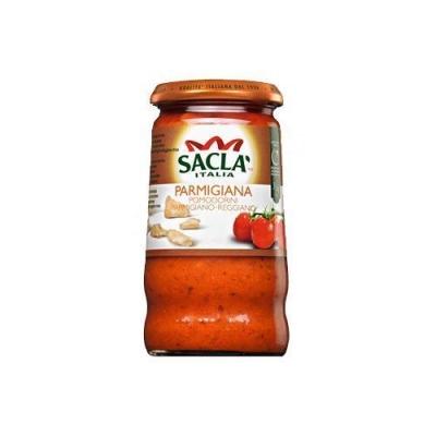 Соус 'SACLA' Пармиджана с цельными томатами Черри и сыром Пармезан