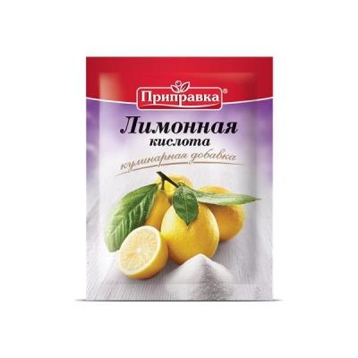 Лимонная кислота 'Приправка'
