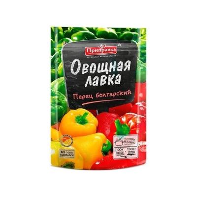 Смесь овощная 'Овощная лавка' Перец болгарский